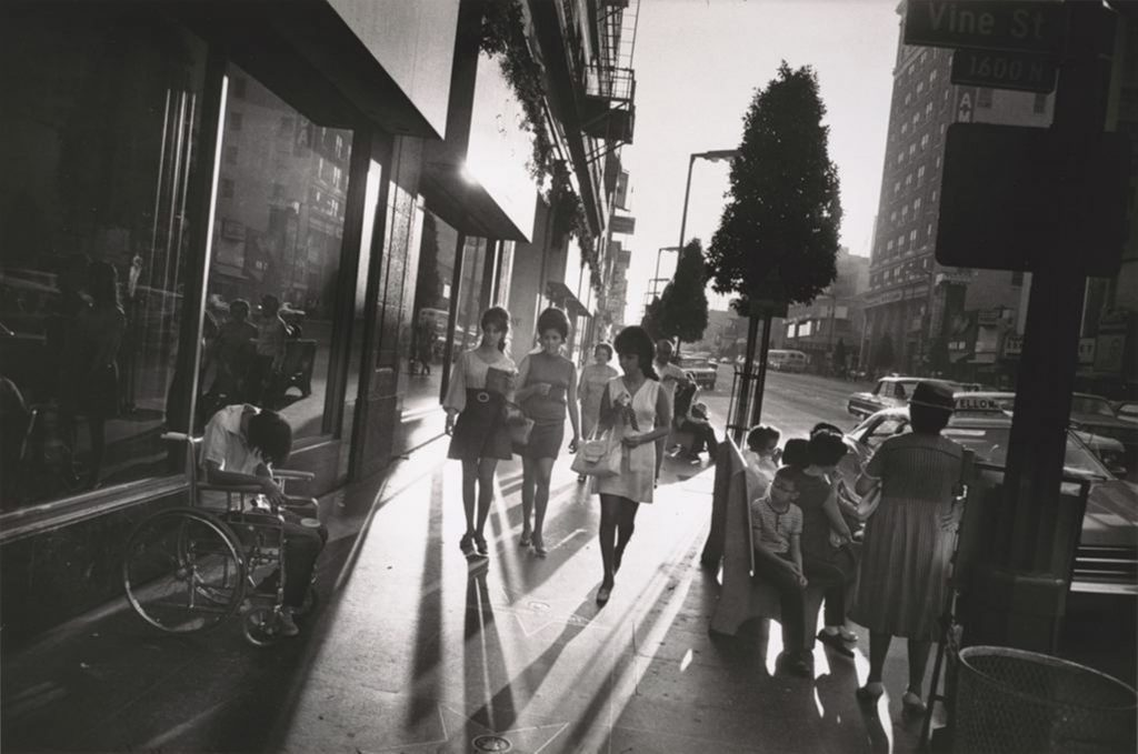 Los Angeles, California, 1969 (Fraenkel Gallery, San Francisco)
