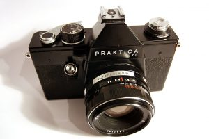 Praktica LTL camera