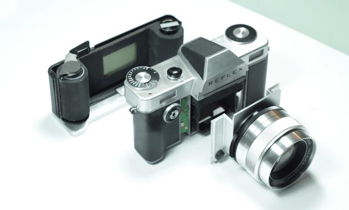 Reflex SLR (Pic: Reflex)