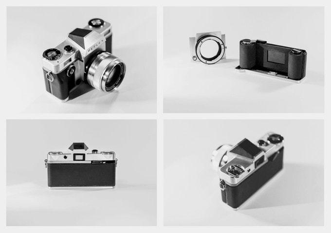 Reflex SLR modules (Pic: Reflex)