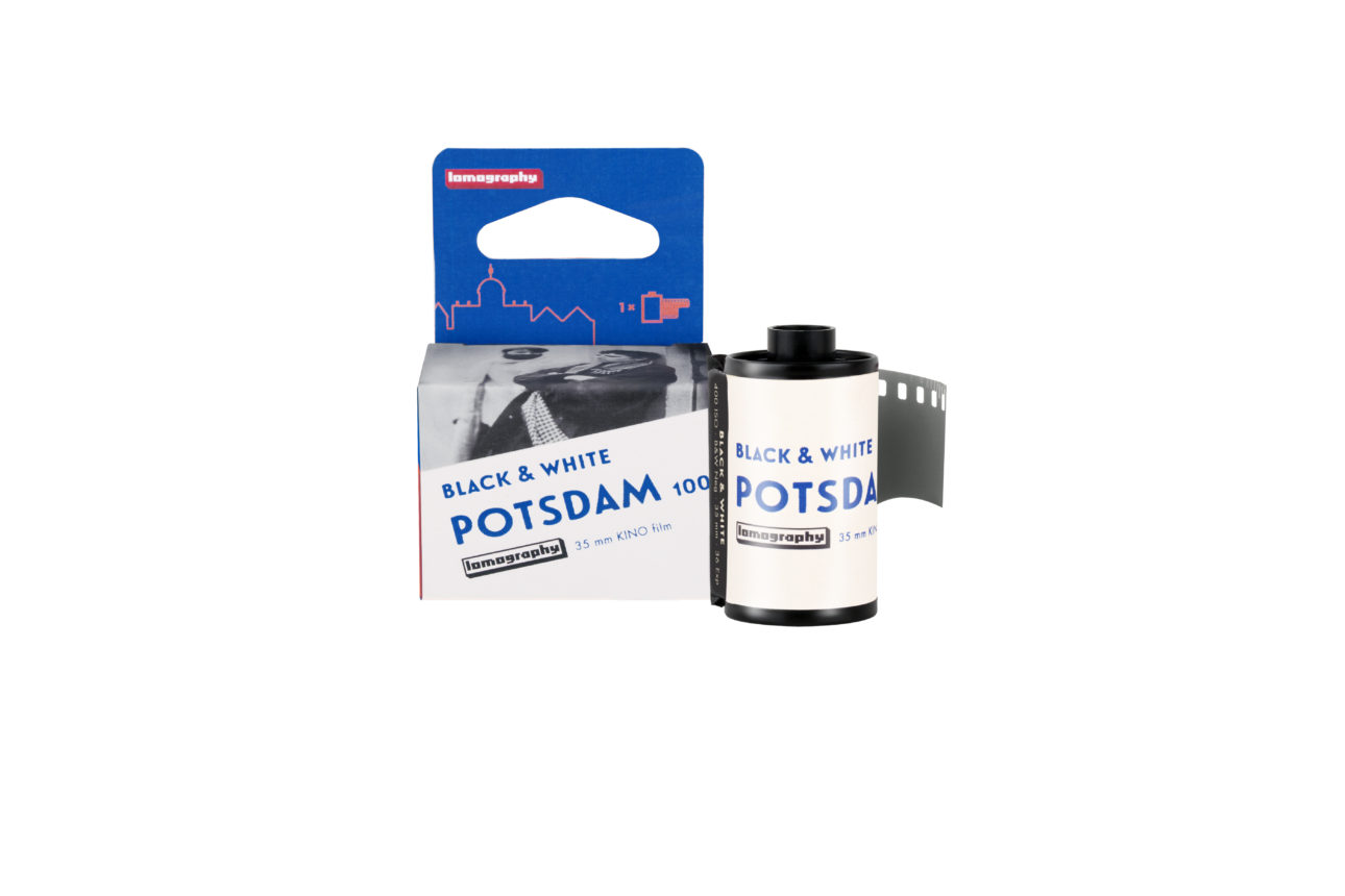 Lomography Potsdam film