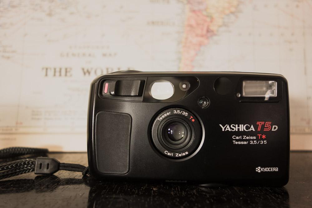Yashica T5