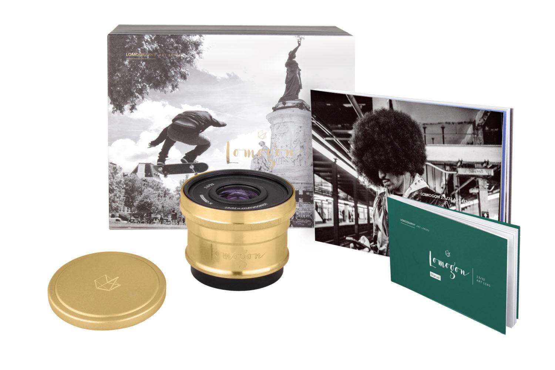Lomography Lomogon lens (Pic: Lomography)