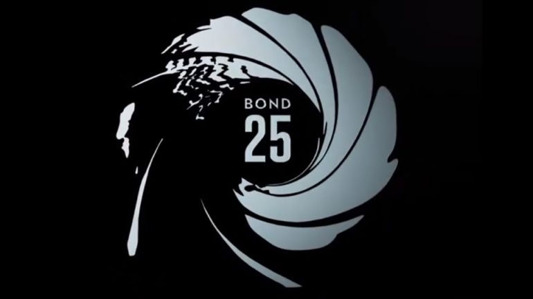 Bond 25 poster (Pic: MGM)