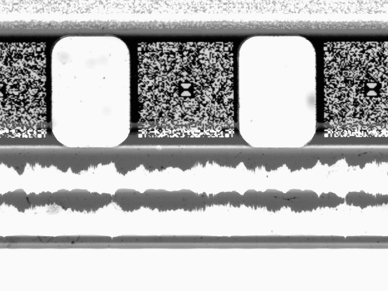 Technical illustration of Film Washi 'S'