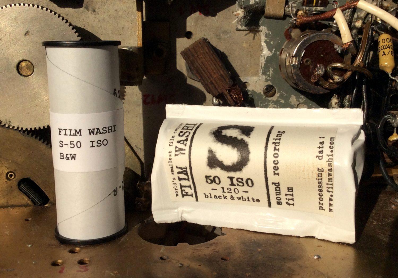 Film, Washi 'S' 120 film