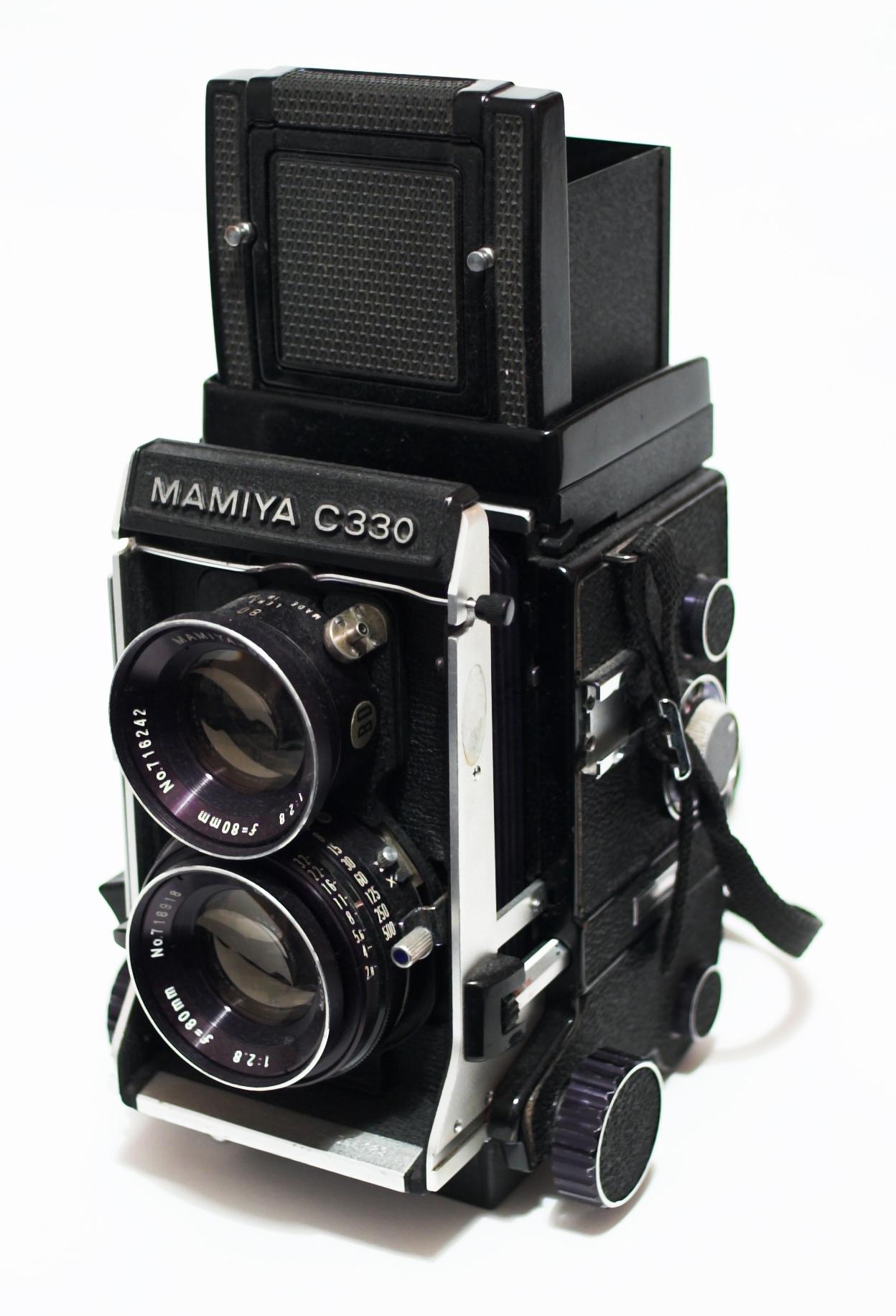 The Mamiya C330 (Pic: Tomasz Zdankowski/Flickr)