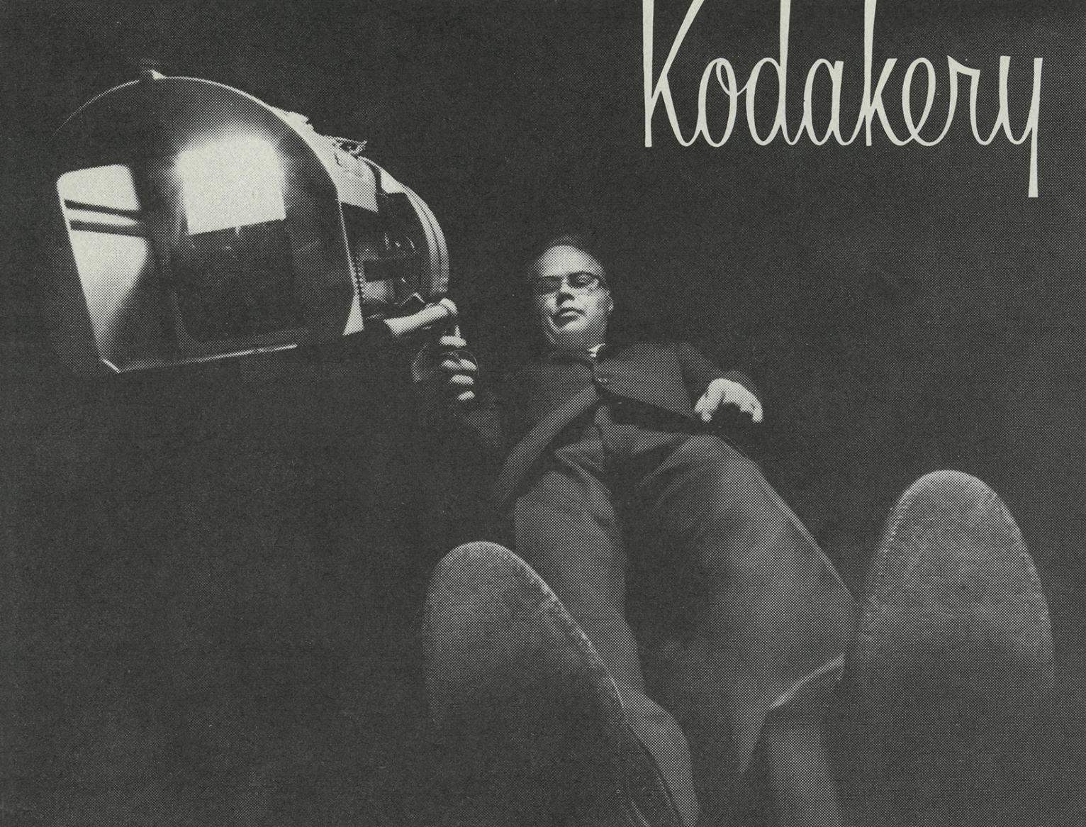 Scan of Kodakery pic of ALSCC (Pic: Kodak)