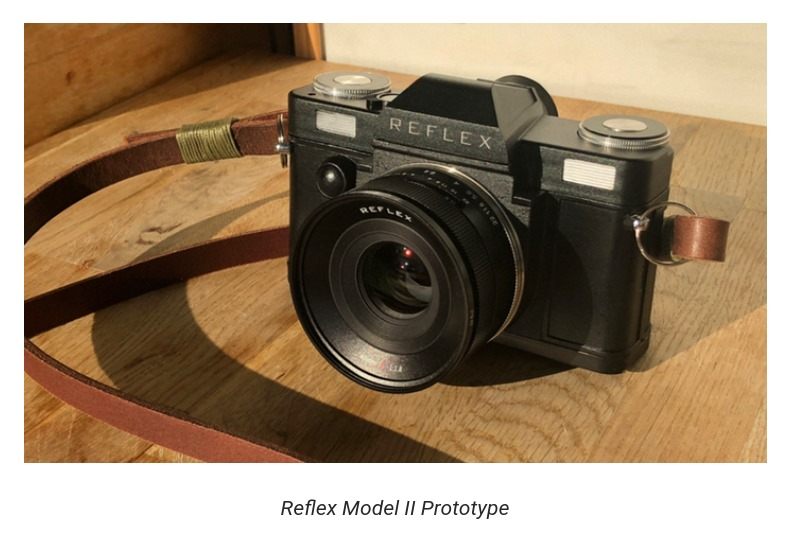 Second Reflex prototype (Pic: Reflex)