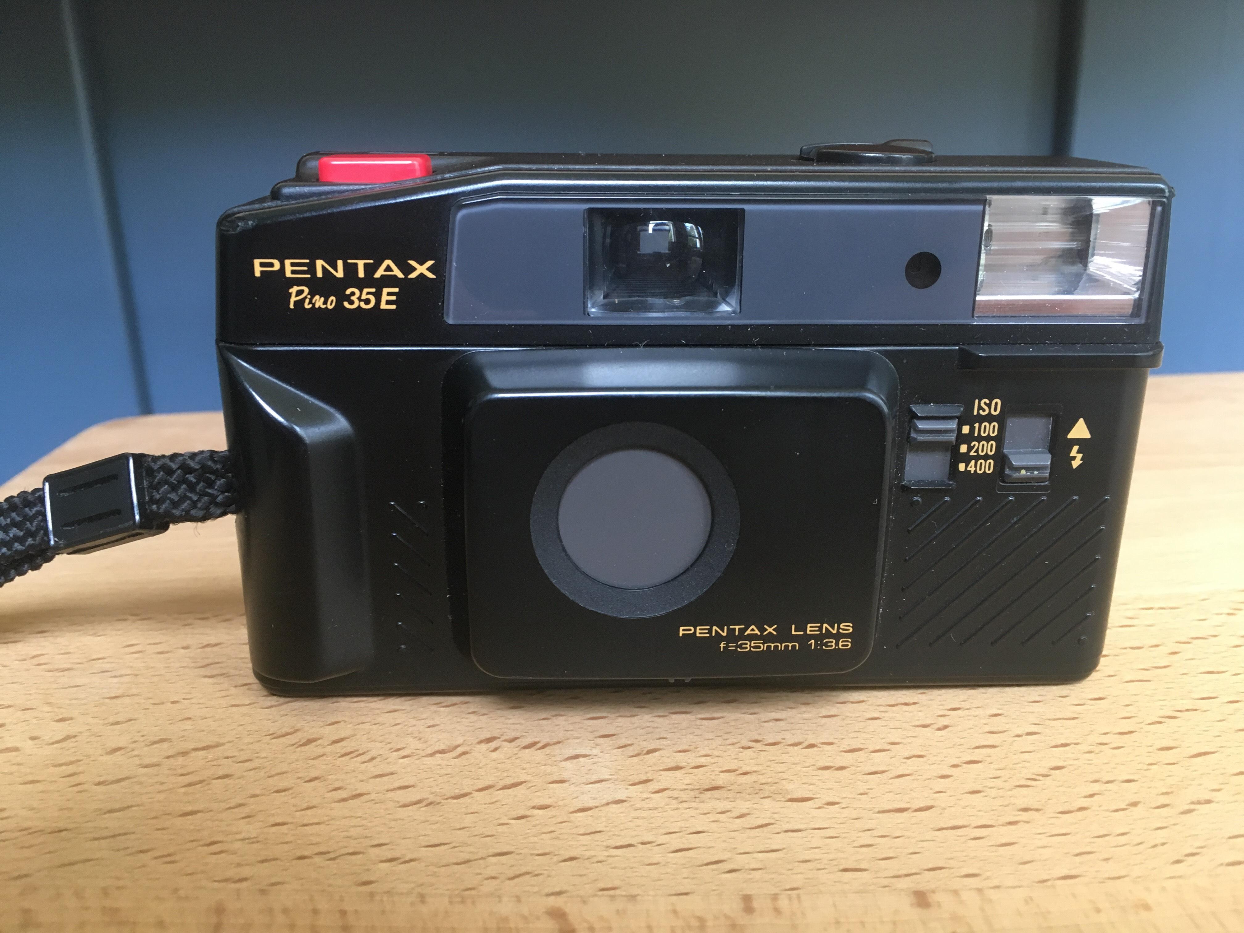 Pentax Pino 35E
