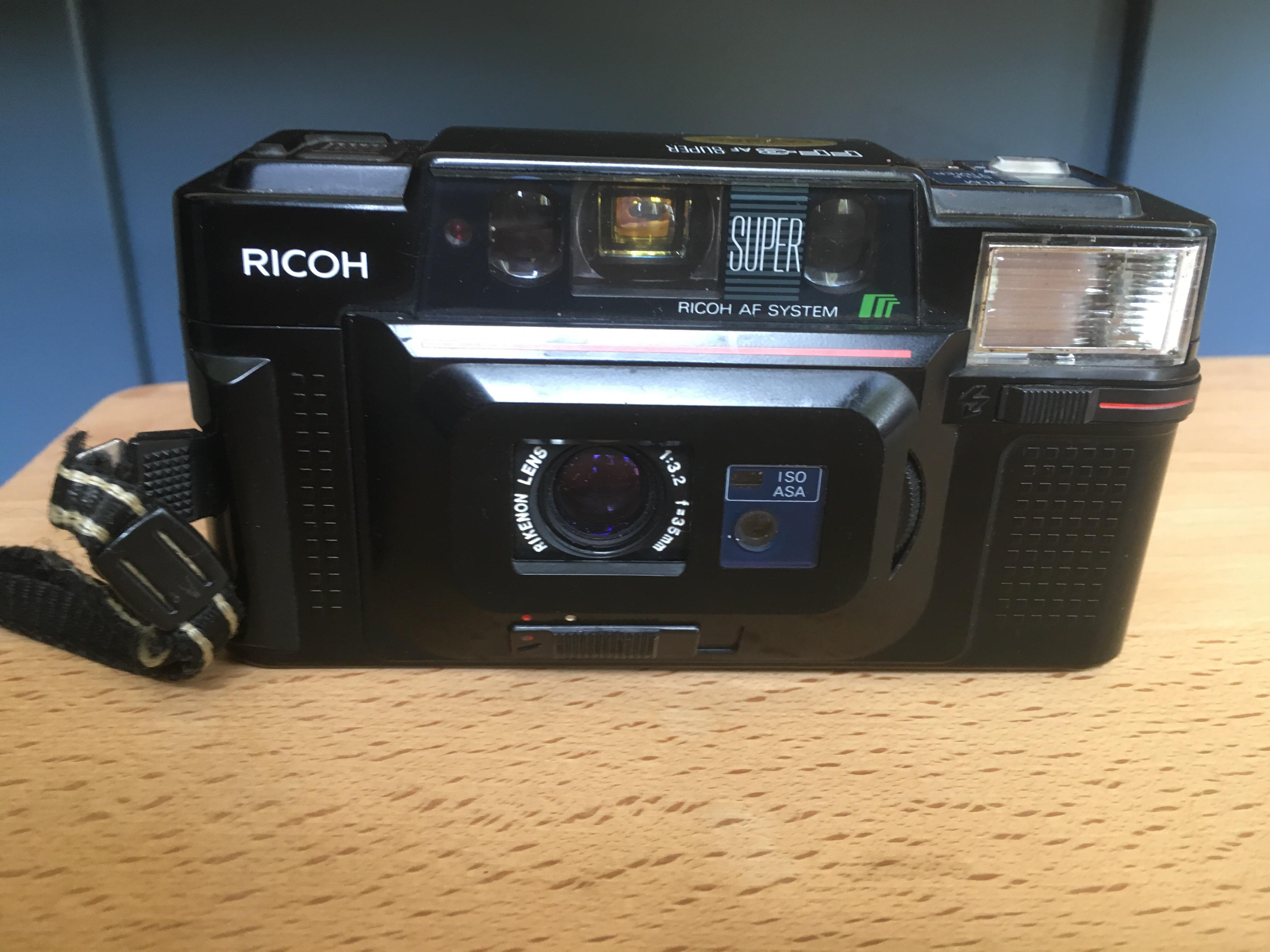 Ricoh FF-3 AF Super