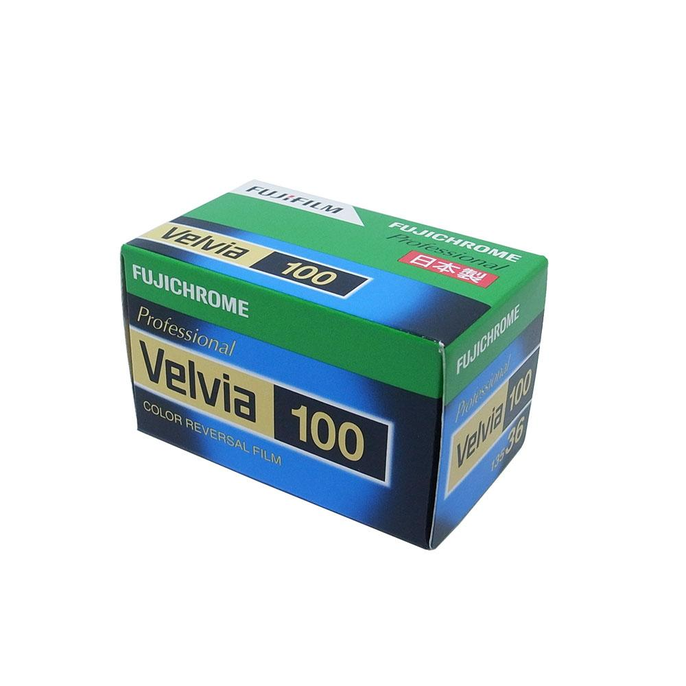 Fujifilm Velvia 100 (Pic: Camera Film Photo)