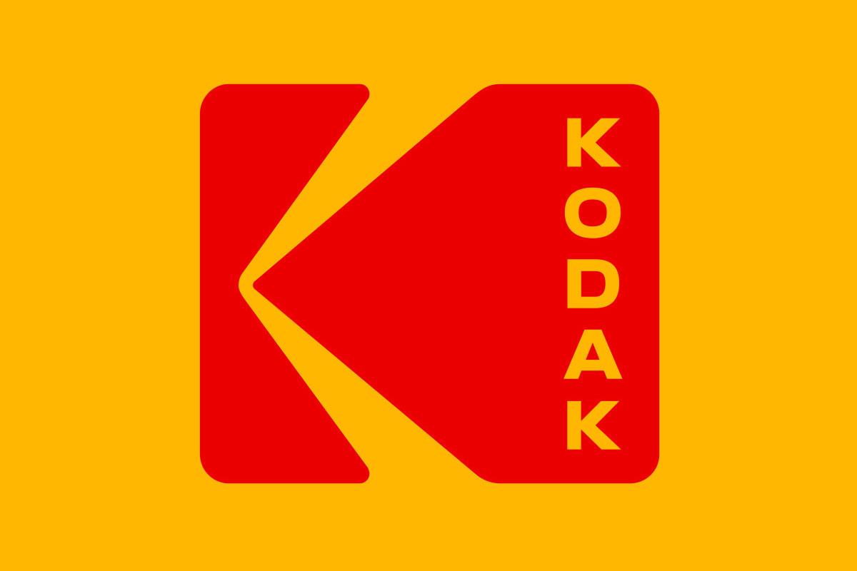 Kodak logo (Pic: Kodak)