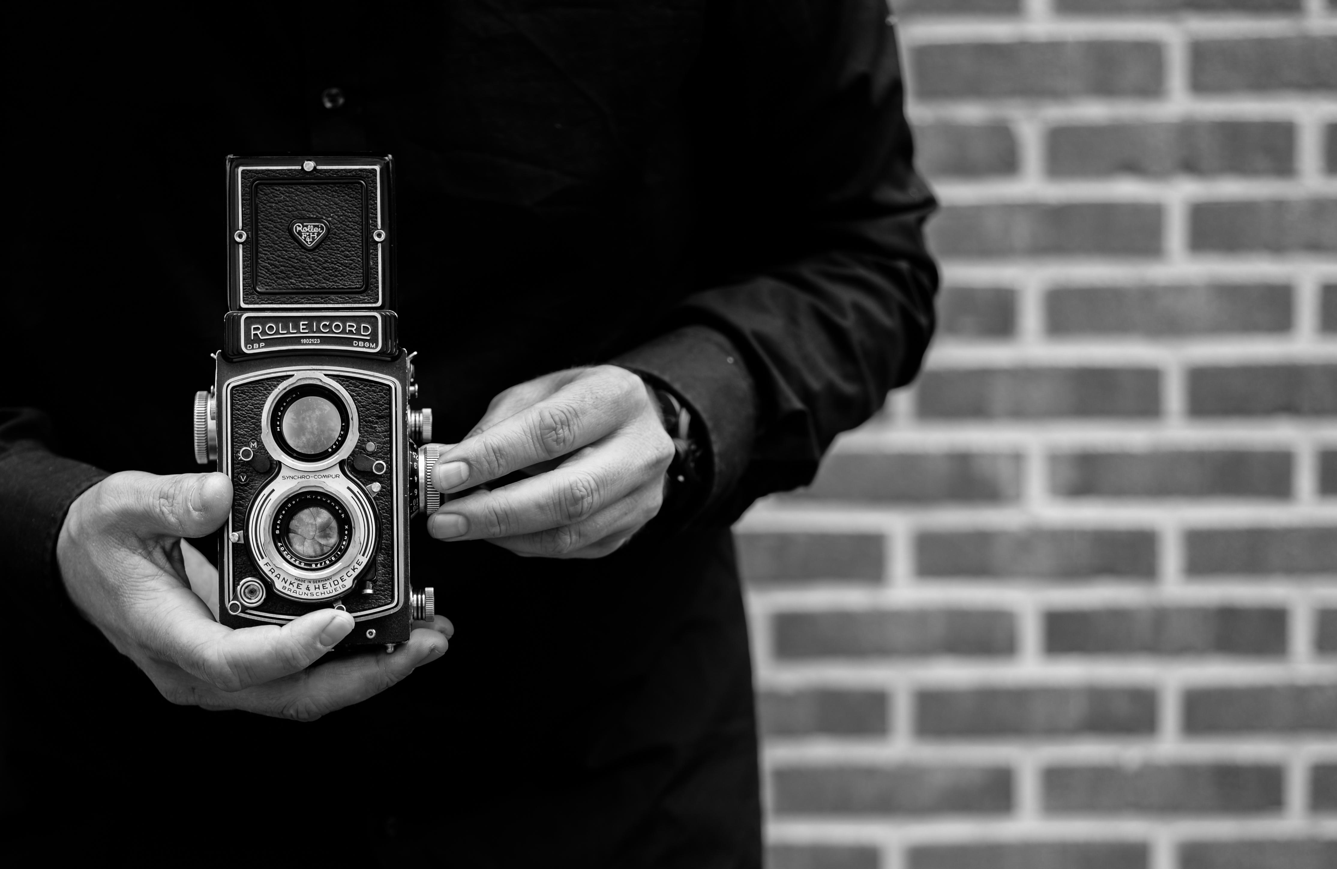 Rolleicord (Pic: Peter Heeling/Skitterphoto)