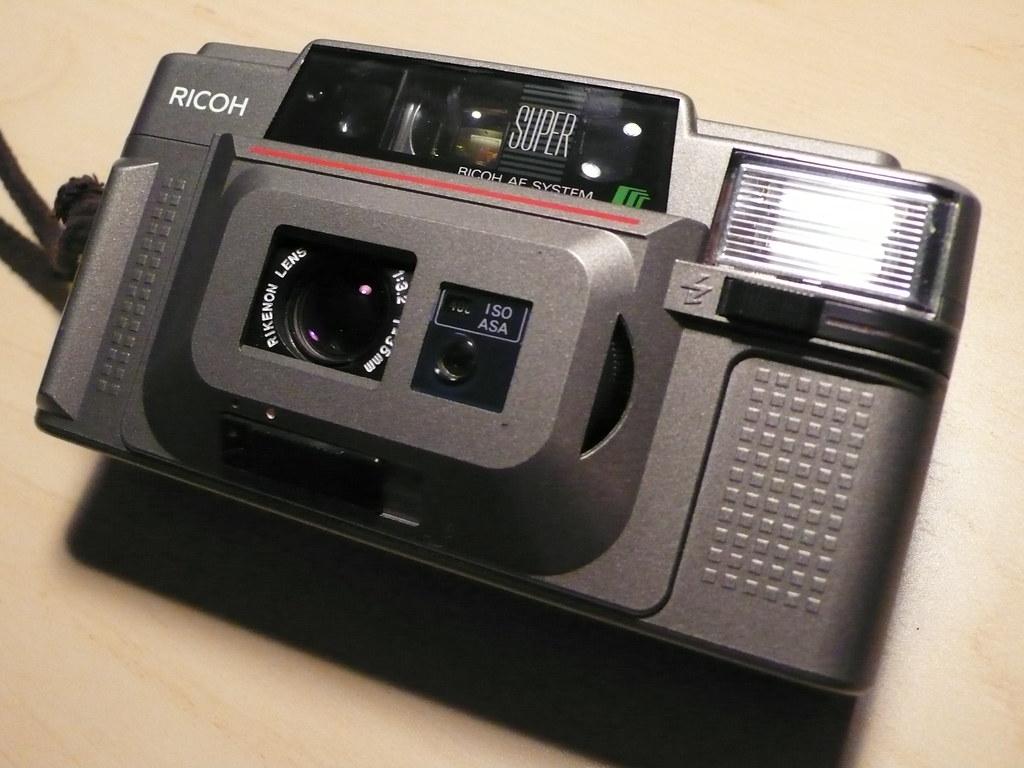 Ricoh FF-3 AF Super (Pic: rdwrt rdwrt/Flickr)