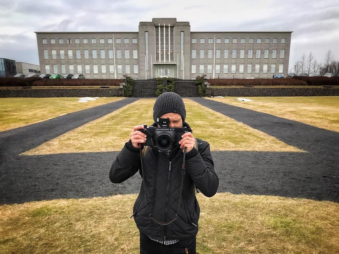 Dan Rubin in Iceland