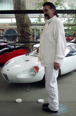 Luigi Colani (Pic: Volker Weber/Wikimedia Commons)