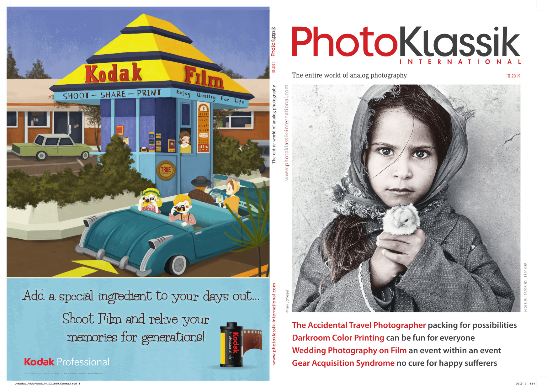 Cover of PhotoKlassik (Pic: PhotoKlassik)