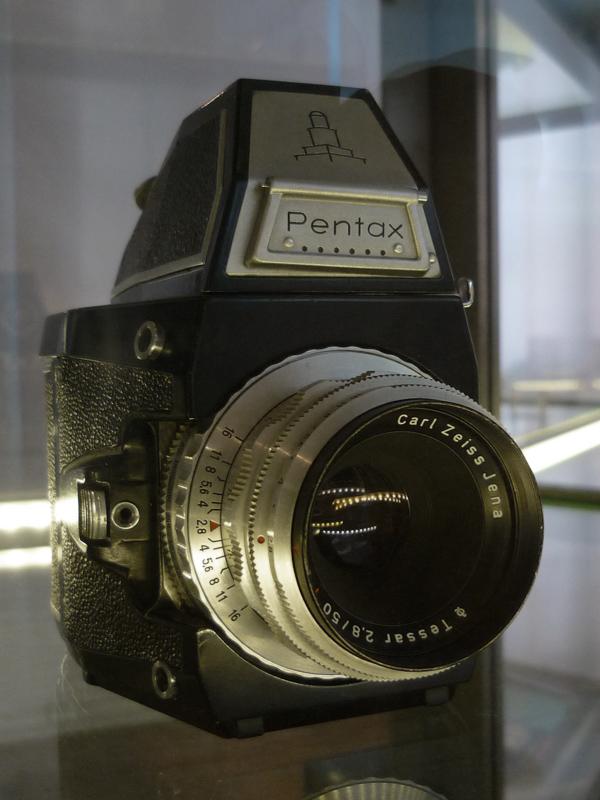 Zeiss Ikon Dresden Pentax (Pic: Danipuntocom/Flickr)