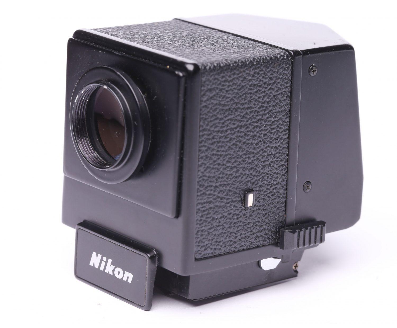 Camera prism (Pic: Lyndon Snapper)