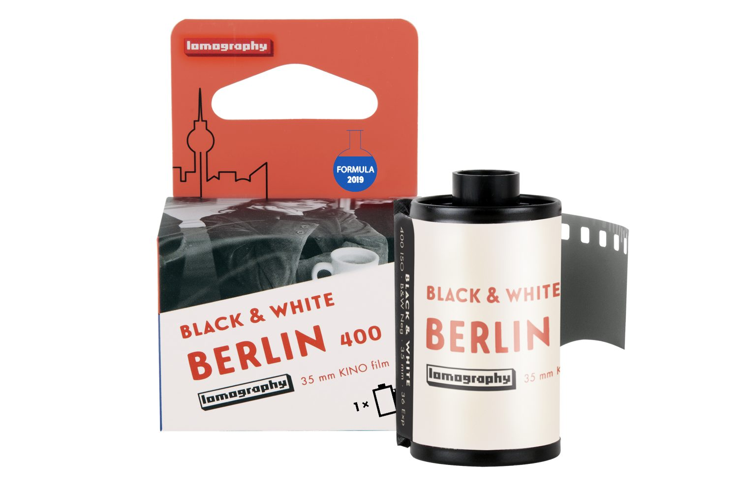 Lomography Berlin Kino film (Pic: Lomography)