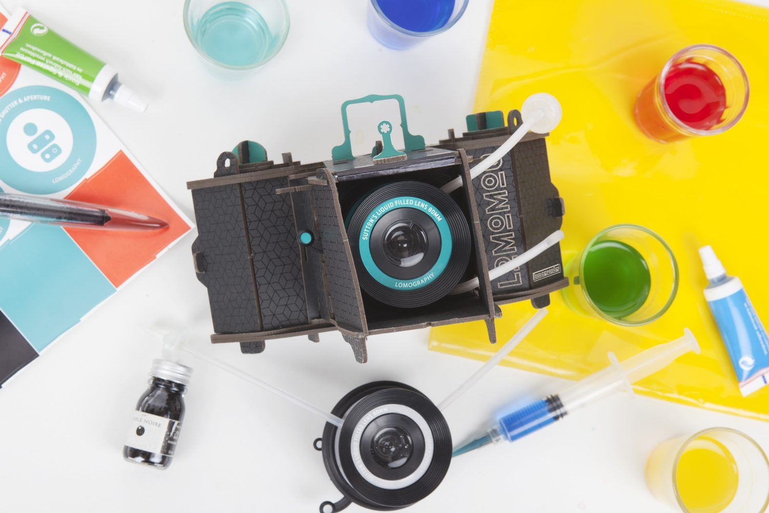 LomoMod No.1 camera (Pic: Lomography)
