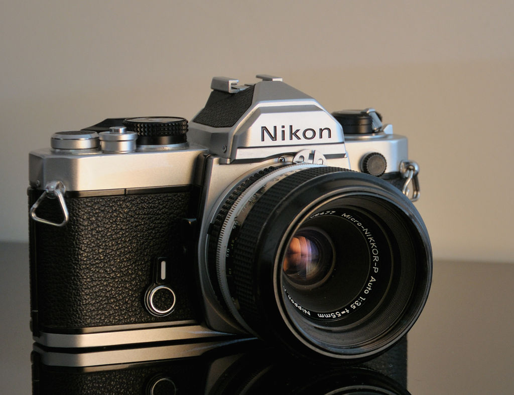 The Nikon FM (Pic: NEDM64/Wikimedia Commons)