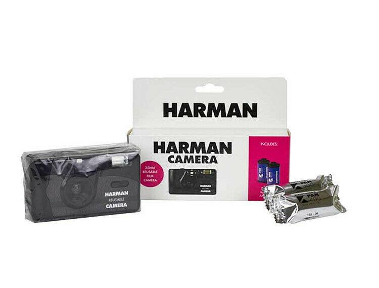Harma's new cameras (Pic: Harman)