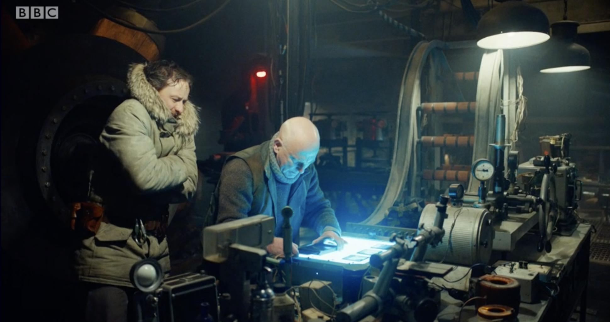 Scene from 'His Dark Materials' (Pic: BBC Studios/HBO)