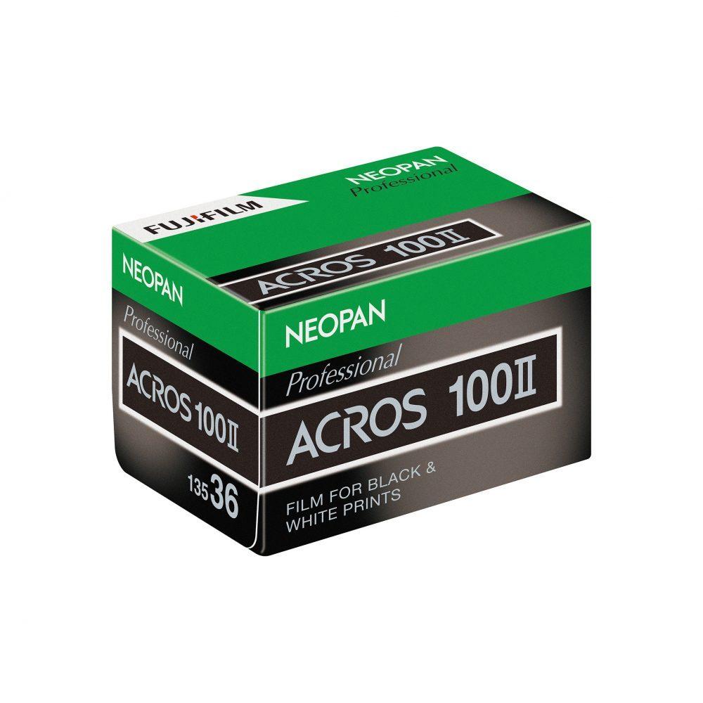 Fujifilm Neopan Acros 100 II (Pic: Fujifilm)