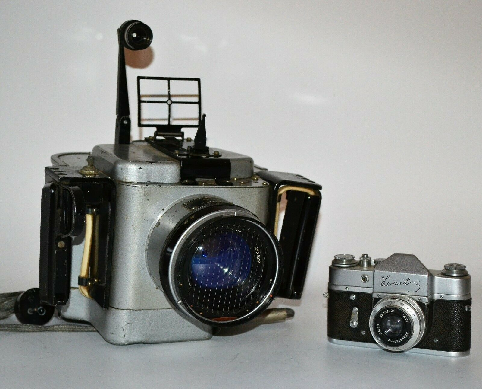 RA-39A camera with Zenit-3 (Pic: Salefromdollar/eBay)