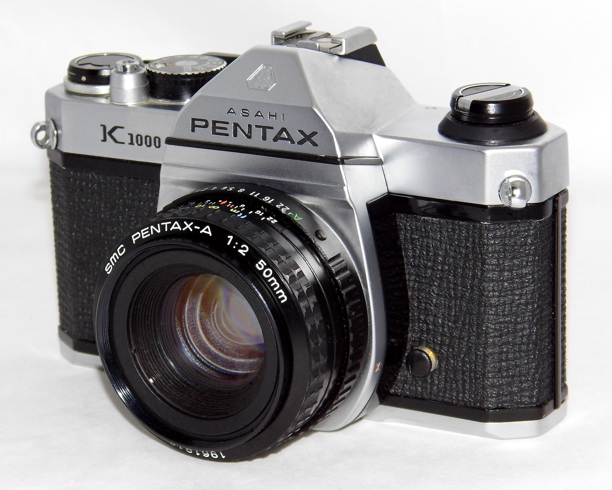 Pentax K1000 (Pic: Joe Haupt/Flickr)