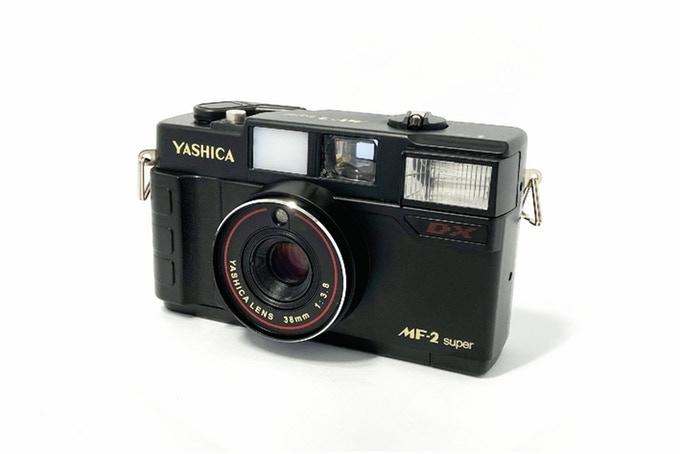 Yashica MF-2 (Pic: Yashica/Kickstarter)