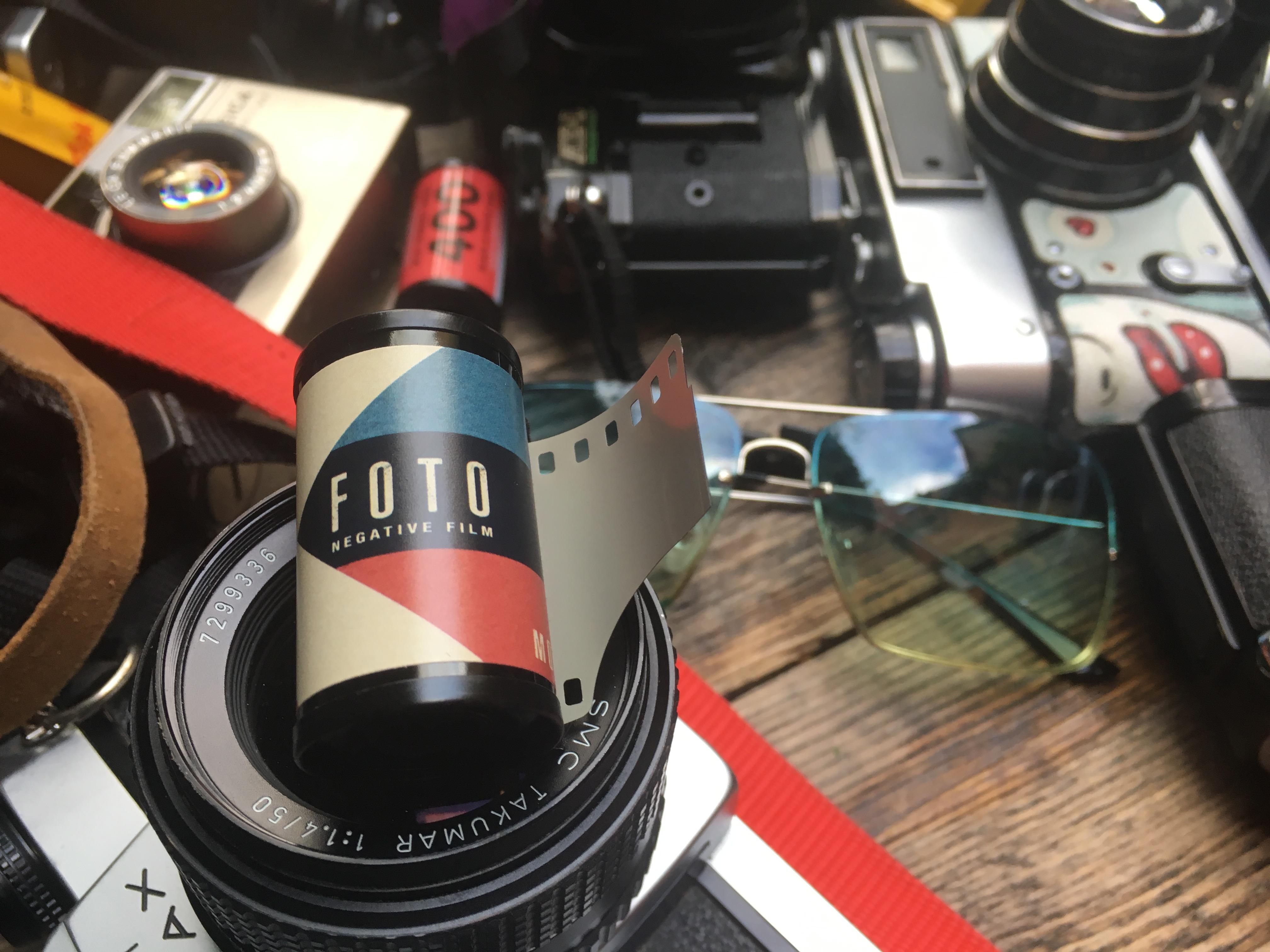 Film and cameras