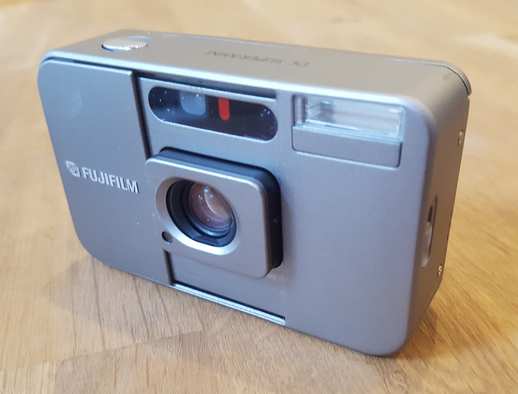 Fujifilm DL Super Mini (Pic: Malcolm Barron)