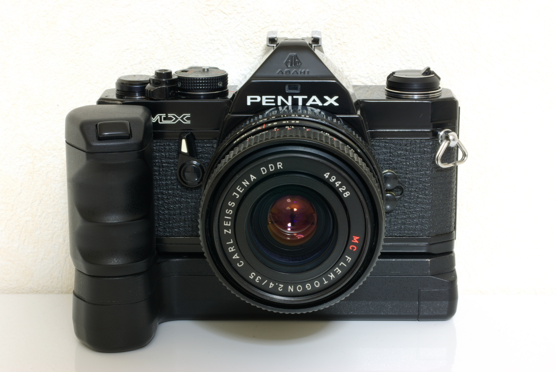 Pentax MX (Pic: 名古屋太郎/Wikimedia Commons)