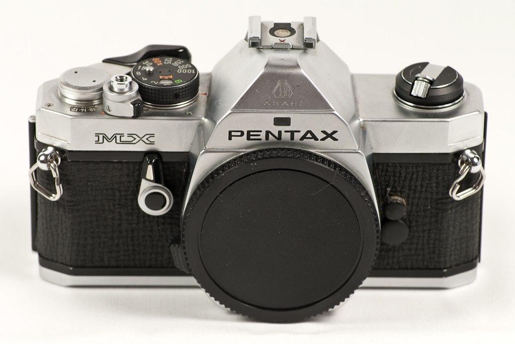Pentax MX (Pic: INeverCry/Wikimedia Commons)