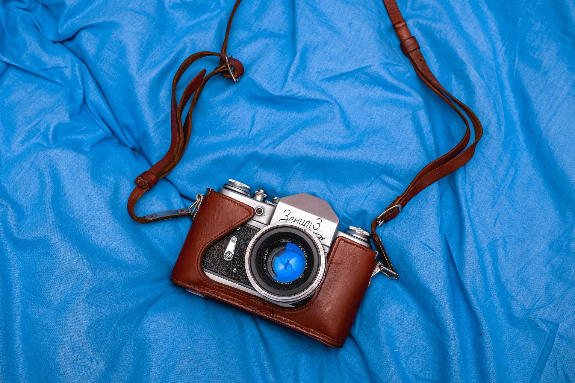 Zenit 3 camera (Pic: Artem Beliaikin/Pexels)