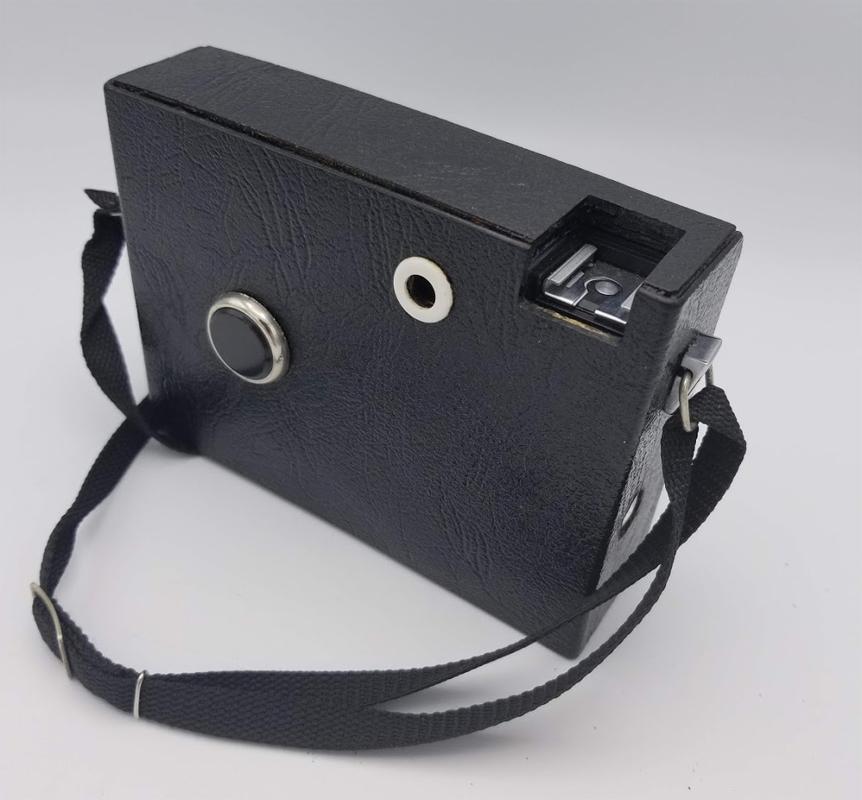 Agat stereo camera (Pic: Vladislav Kern)