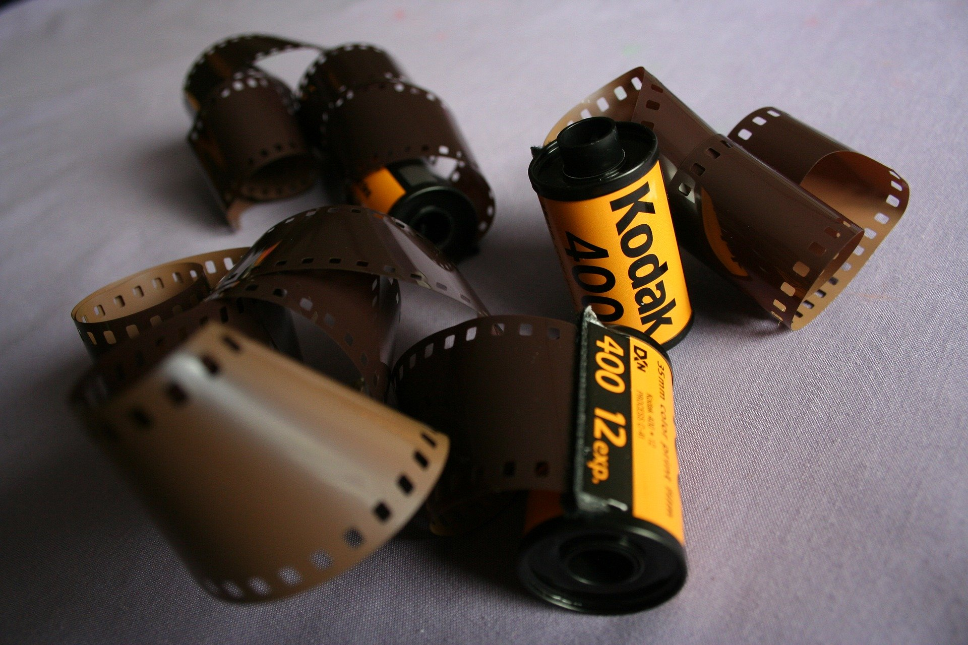Eastman Kodak S Still Film Production More Than Doubled In The Last Four Years Kosmo Foto