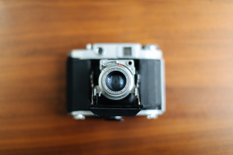 Mamiya-6 camera (Pic: Joe Tobiason)