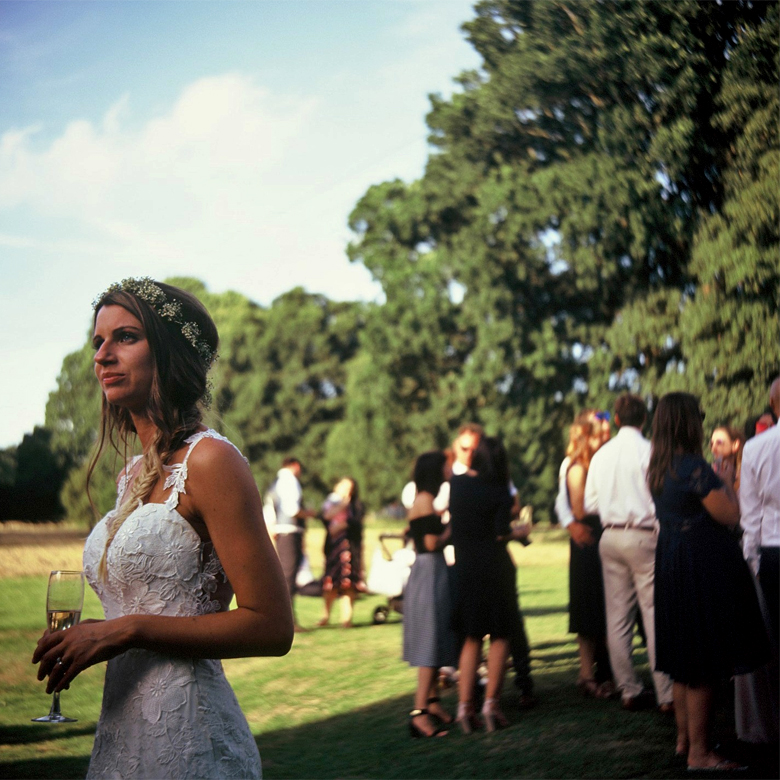 Lubitel wedding (Pic: Stephen Dowling)