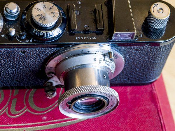 Leica Standard (Pic: Darren Russell)