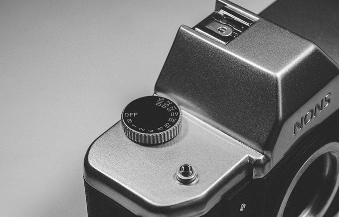 Camera shutter dial (Pic: Nons Studio/Kickstarter)