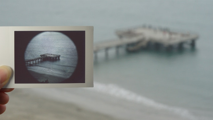 Picture of pier (Pic: Nons Studio/Kickstarter)