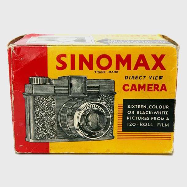Sinomax Camera (Pic: Allan Detrich)