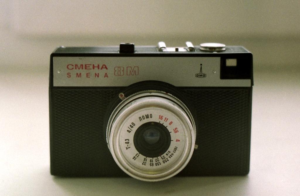 Smena 8M (Pic: Vladimir Fedotov/Flickr)