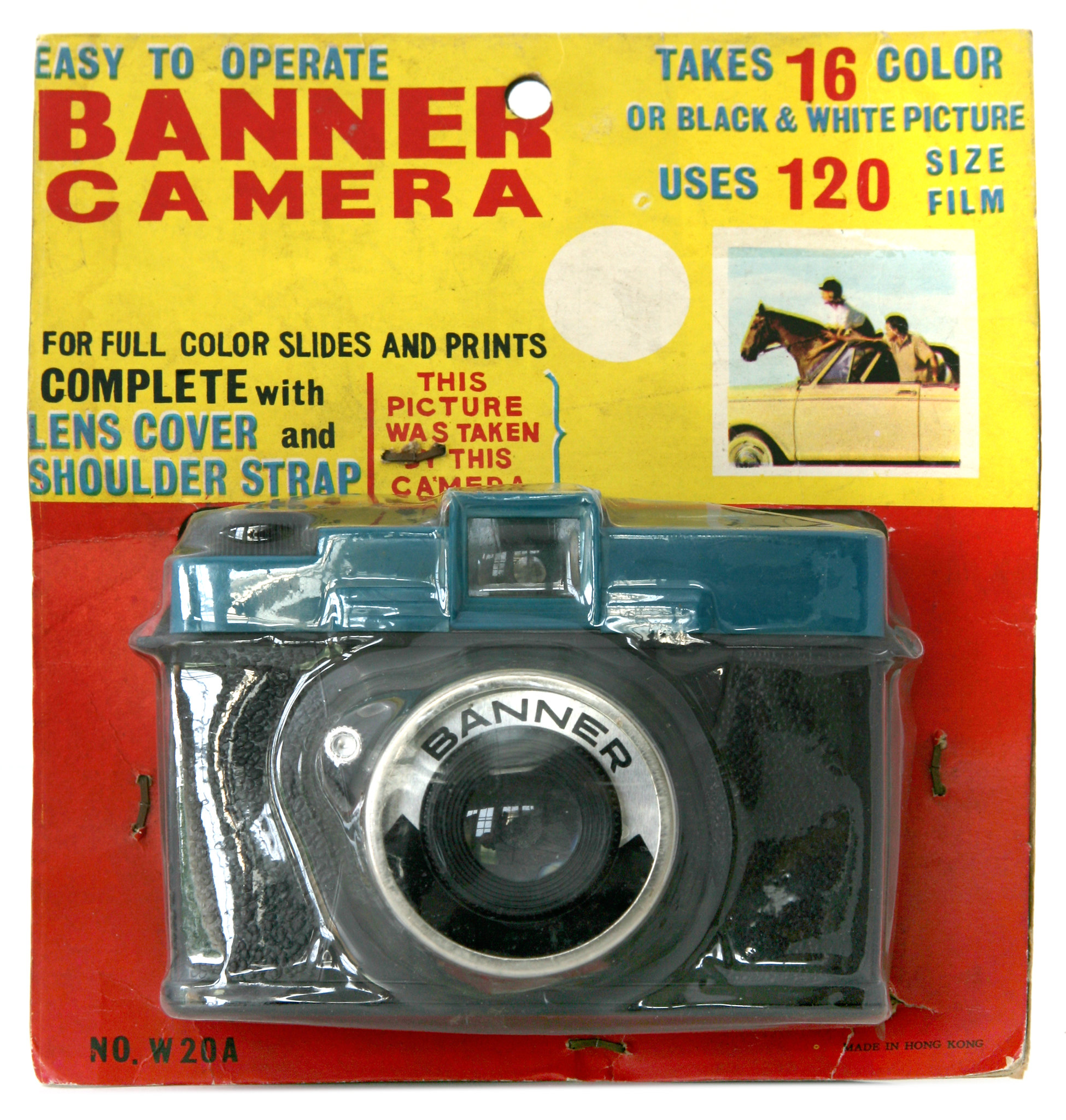Banner Camera in packet (Pic: Allan Detrich/Flickr)