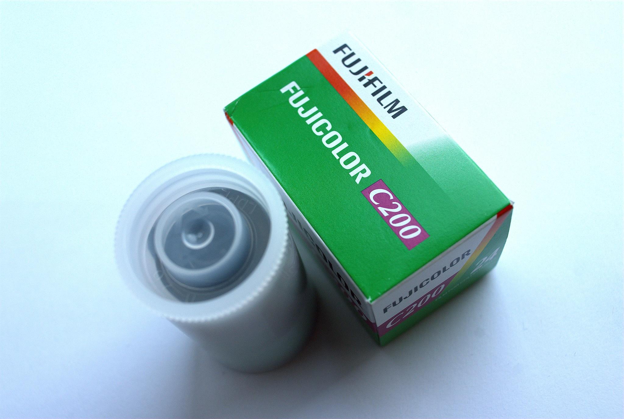 Fujicolor C200 (Pic: Matthew Benton/Flickr)