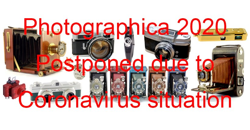 Photographica 2020 image (Pic: PCCGB)